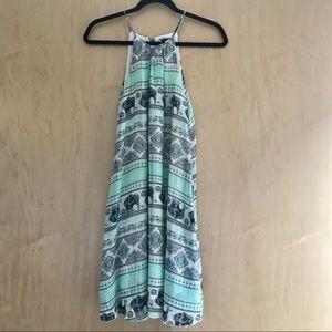 Rue21 Multi Print Summer Dress